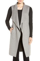 Soia And Kyo Women's Double Face Wool Blend Vest