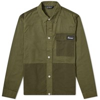 Penfield Strongheart Overshirt Green