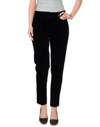 Vdp Collection Casual Pants Black