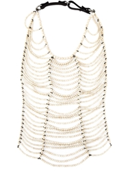 Brunello Cucinelli Oversize Beaded Necklace