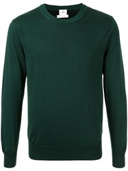 Kent And Curwen Crew Neck Cashmere Pullover 60