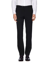 Luigi Bianchi Mantova Trousers Casual Trousers Men Black