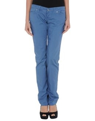 Two Women In The World Casual Pants Slate Blue