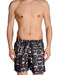 A Question Of Swimming Trunks Steel Grey