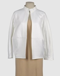 Gianluca Capannolo Coats And Jackets Jackets Women Turquoise