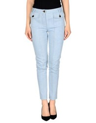 Moschino Couture Denim Pants Blue