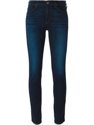 Ag Jeans Skinny Fit Jeans Blue