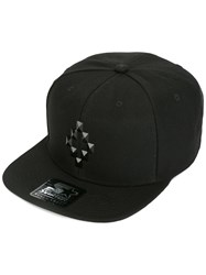 Marcelo Burlon County Of Milan Studded Snapback Black