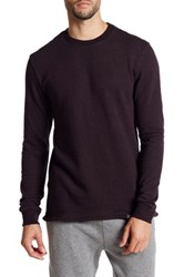 We Are Massiv Long Sleeve Fishtail Pullover Sweater Gray