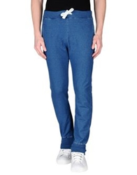 Tanomu Ask Me Casual Pants Blue
