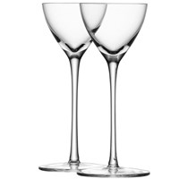 Lsa International Bar Liqueur Glasses Set Of 4