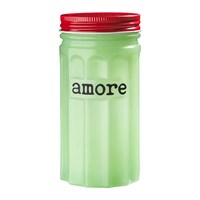 Bitossi Funky Table La Tavola Scomposta Amore Green Jar
