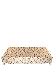 Seletti Wears Toilet Paper Mix And Match Printed Table Cloth