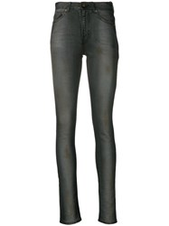Saint Laurent Classic Skinny Fit Jeans Black