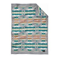 Pendleton Chief Joseph Muchacho Blanket Grey
