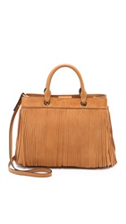 Milly Essex Suede Tote