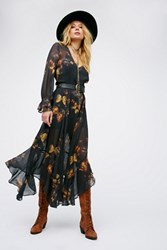 Free People Womens Butterfly Skies Maxi