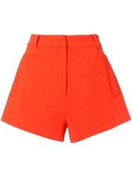 Macgraw Tailored Mini Shorts Polyester Acetate