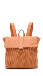 Deux Lux Mulberry Box Backpack Peach