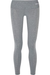 Bodyism Nathalie Stretch Jersey Leggings Light Gray