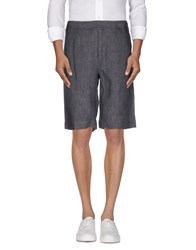 Our Legacy Trousers Bermuda Shorts Men Grey
