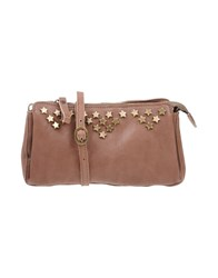 Corsia Handbags Brown