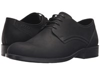 Ecco Harold Derby Tie Black Black Men's Shoes