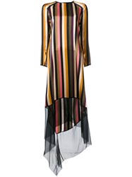 Petar Petrov Striped Dress