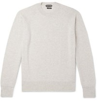 Tom Ford Cashmere Sweater Gray