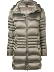 Colmar Padded Coat Nude And Neutrals