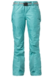 Brunotti Loyd Waterproof Trousers Teal Turquoise