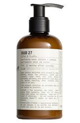 Le Labo 'Oud 27' Hand And Body Lotion