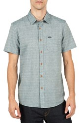 Volcom Men's Thurston Cotton Woven Shirt