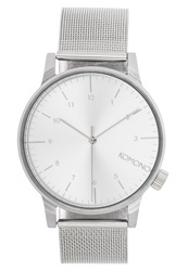 Komono The Winston Royale Watch Silver