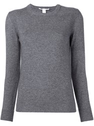 Rosetta Getty Crew Neck Jumper Grey