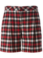 Woolrich Checked Shorts