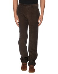 Caramelo Trousers Casual Trousers Men Dark Green