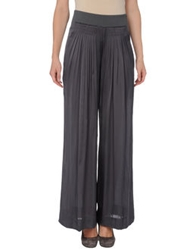 Donna Karan Collection Casual Pants Grey