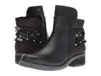 Otbt Highstreet Black Women's Pull On Boots