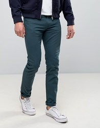 Paul Smith Ps By Slim Fit Jeans Green Overdye Jade