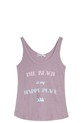 Wildfox Couture Happy Place Tank Top
