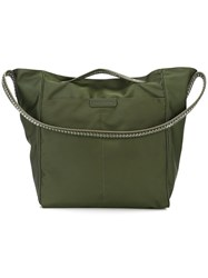 Stella Mccartney Falabella Go Hobo Bag Green