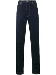 Calvin Klein 205W39nyc Classic Fitted Jeans Cotton Blue