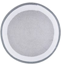 Spot On Square Trio Rug Grey Gray
