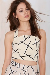 Nasty Gal Collective These Days Halter Top