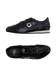 Cnc Costume National C'n'c' Costume National Footwear Low Tops And Trainers Men Black