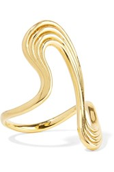 Fernando Jorge Stream Lines 18 Karat Gold Ring Usd