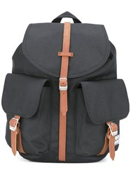 Herschel Supply Co. Contrast Backpack Black