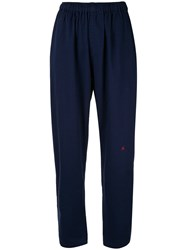 Undercover Relaxed Track Pants Blue