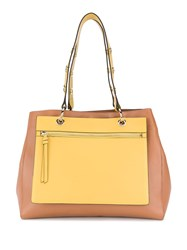 Tila March Anabelle Tote Bag Brown